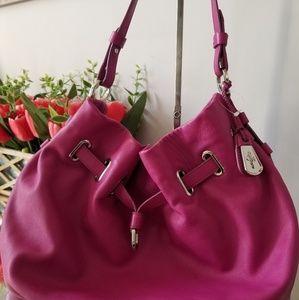 Cole Haan - Magenta Shoulder Bag